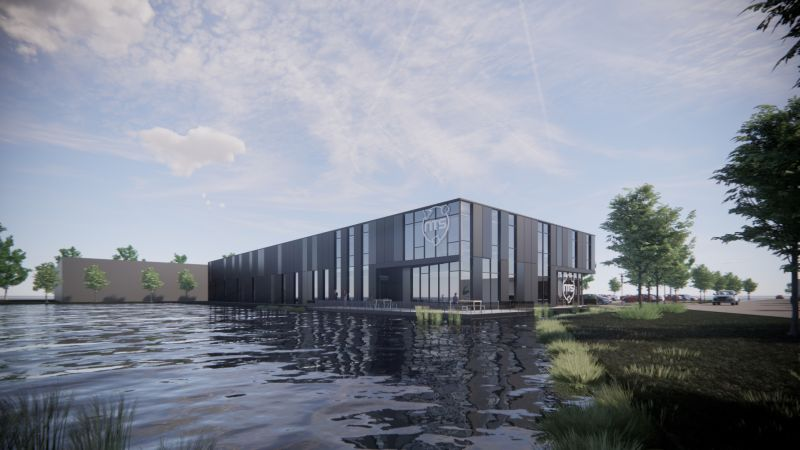 Factory of the future for NTS Drachten
